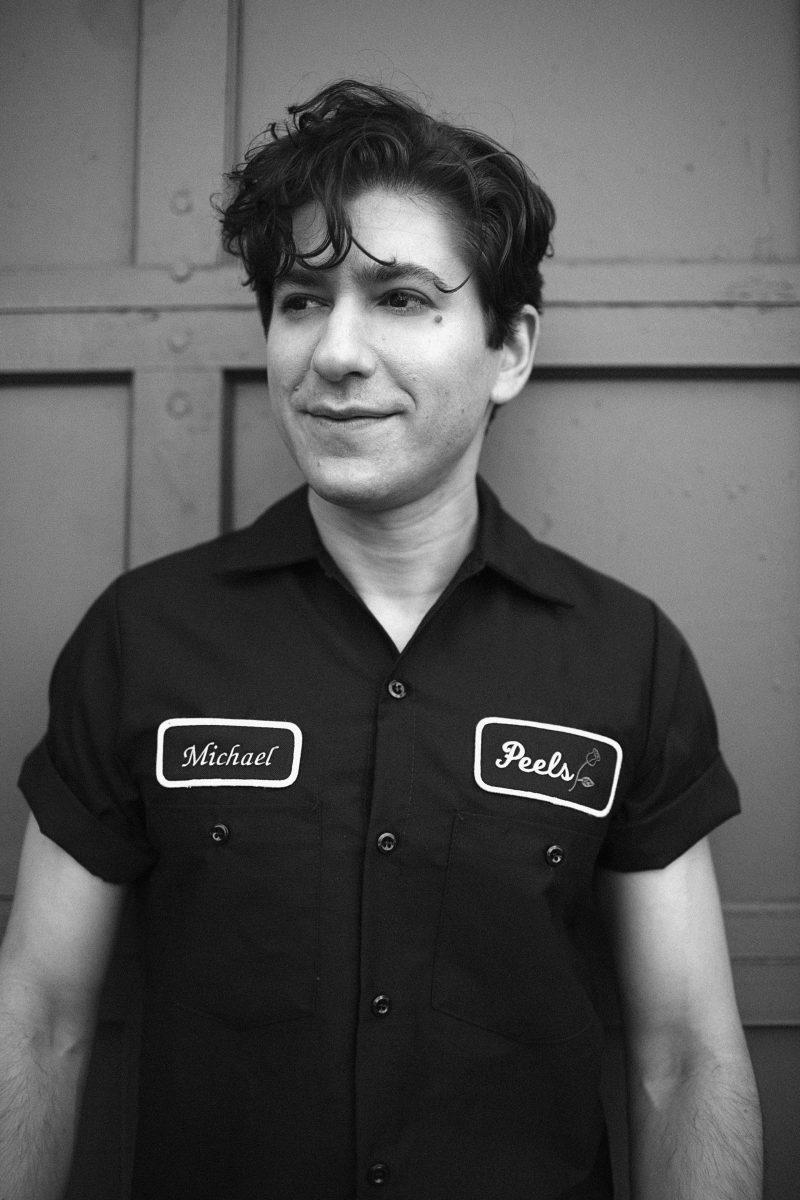 Shirt by Peels NYC.