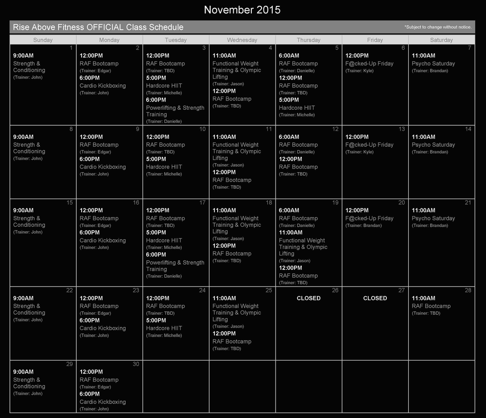 RISE ABOVE FITNESS Official Class Schedule_FINAL (November 2015).jpg