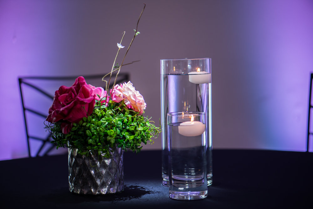 Silver Pink with Greenery Floating Candles.jpg