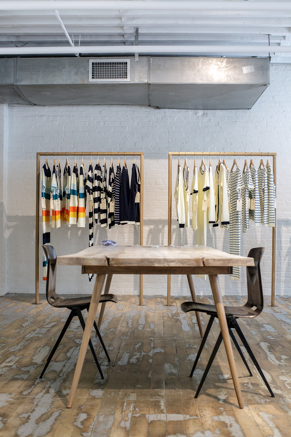 Findings Inc. Showroom