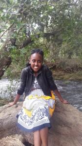 Meet Julie Wangómbe - Young Changemakers Programme Assistant
