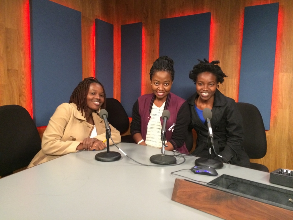 Akili Dada Alumnae visit Bay Area Video Coalition