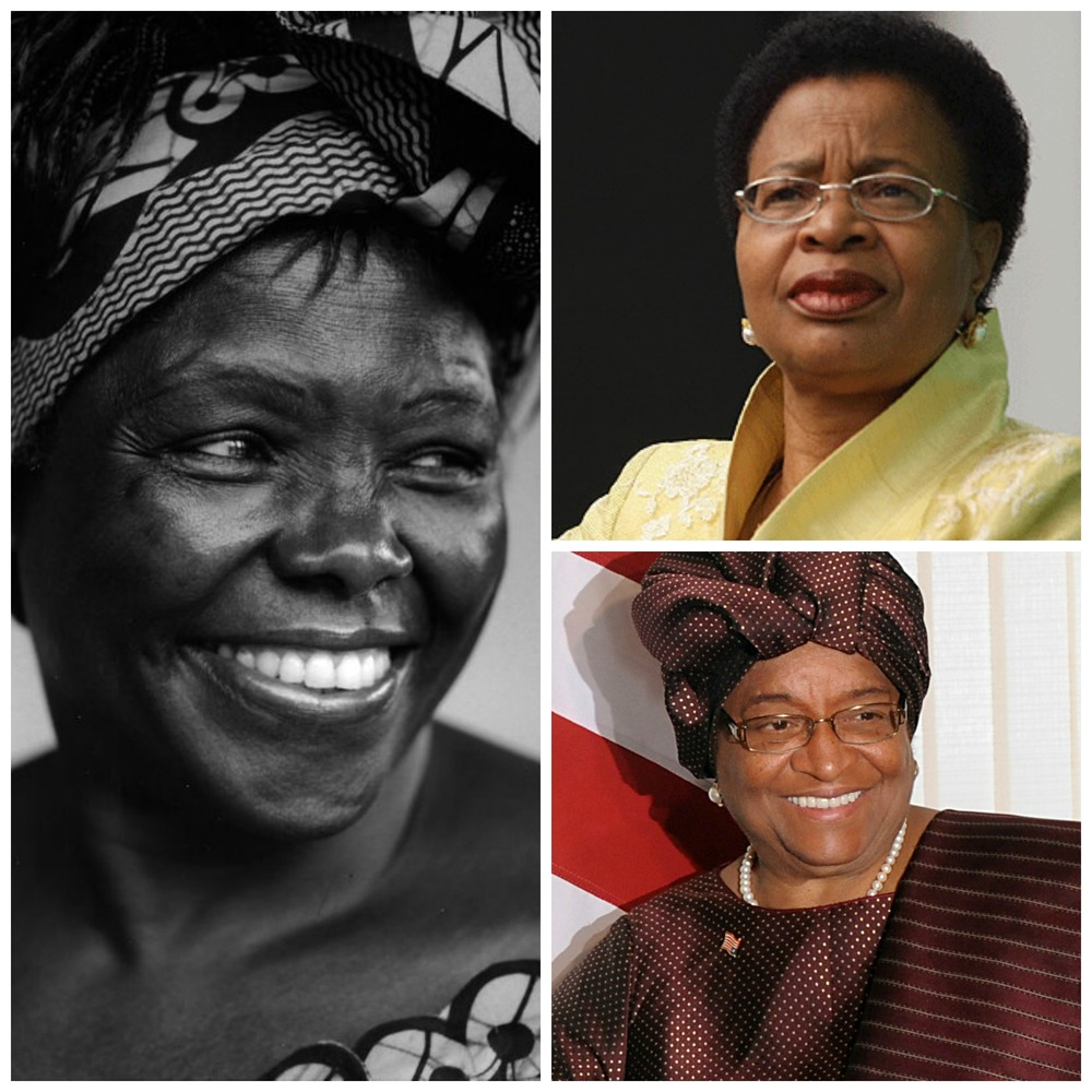 African Women Leaders.