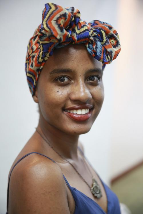 Munira Twahir, a 2016 Akili Dada fellow and writer of this blog post.