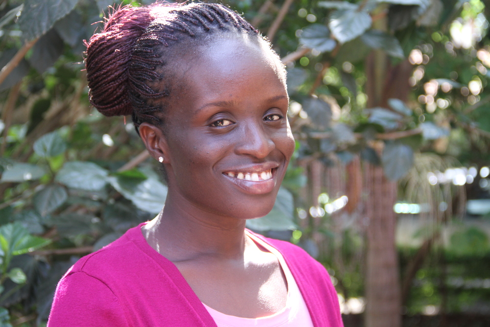 Yvonne Akoth, Founder and Director of Impart Change