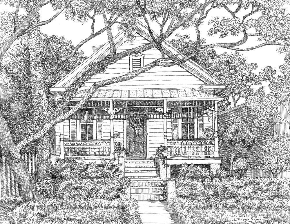 Patricia Roseman's Home, Wilmington, NC