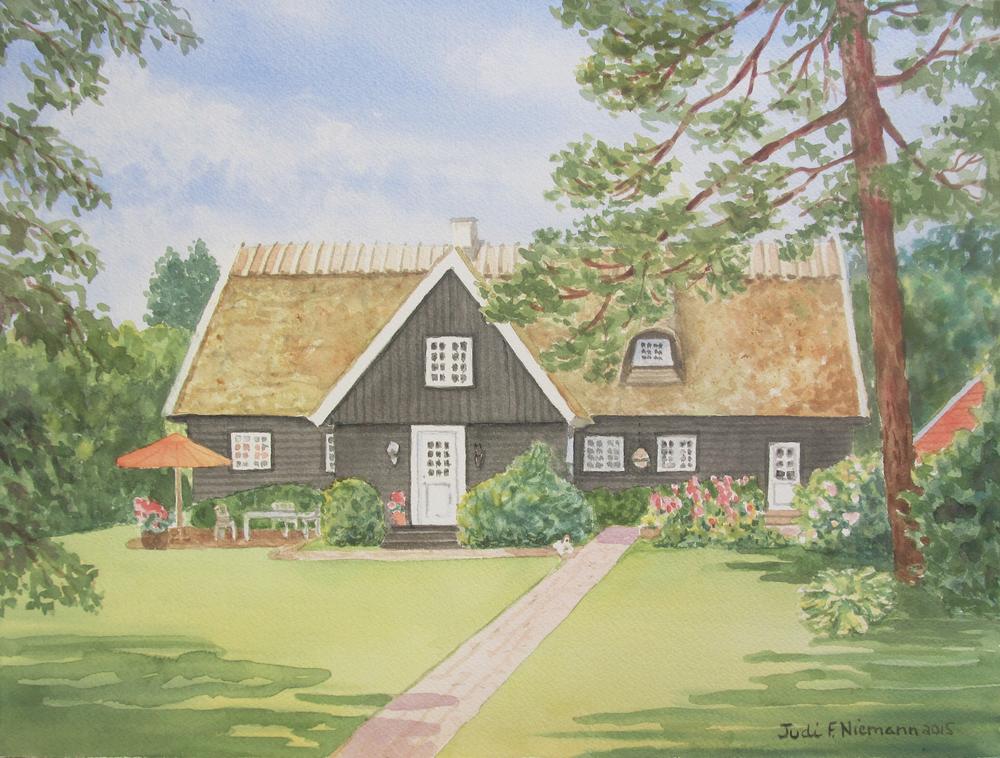 Home in Denmark