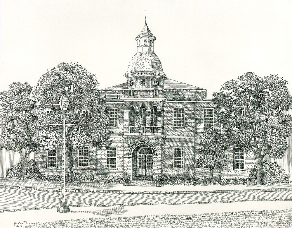 Anne Arundel Courthouse