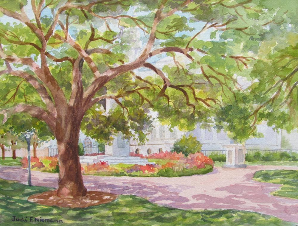 Washington Square Park, Charleston, SC