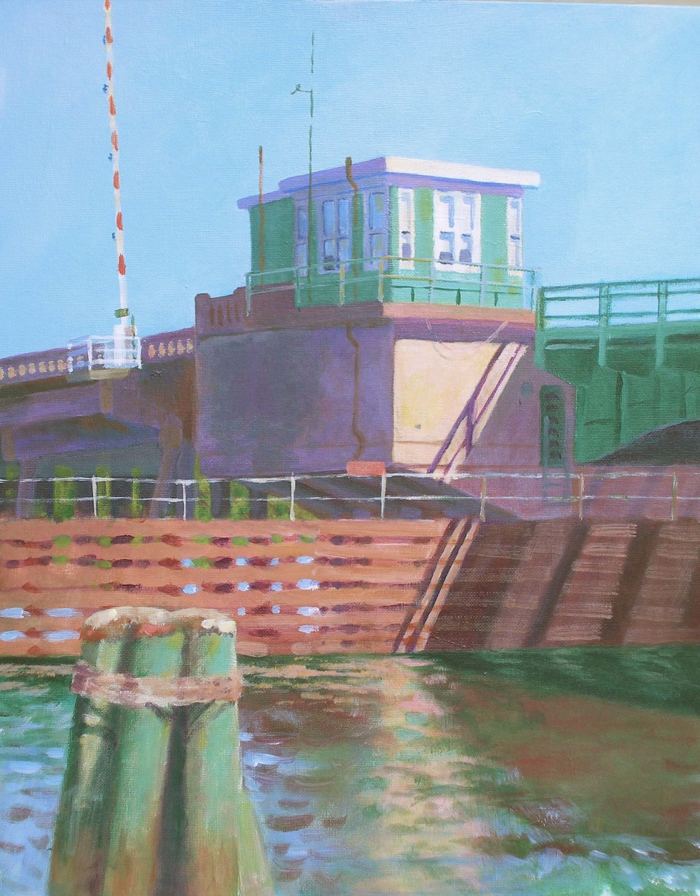 Heide Trask Drawbridge
