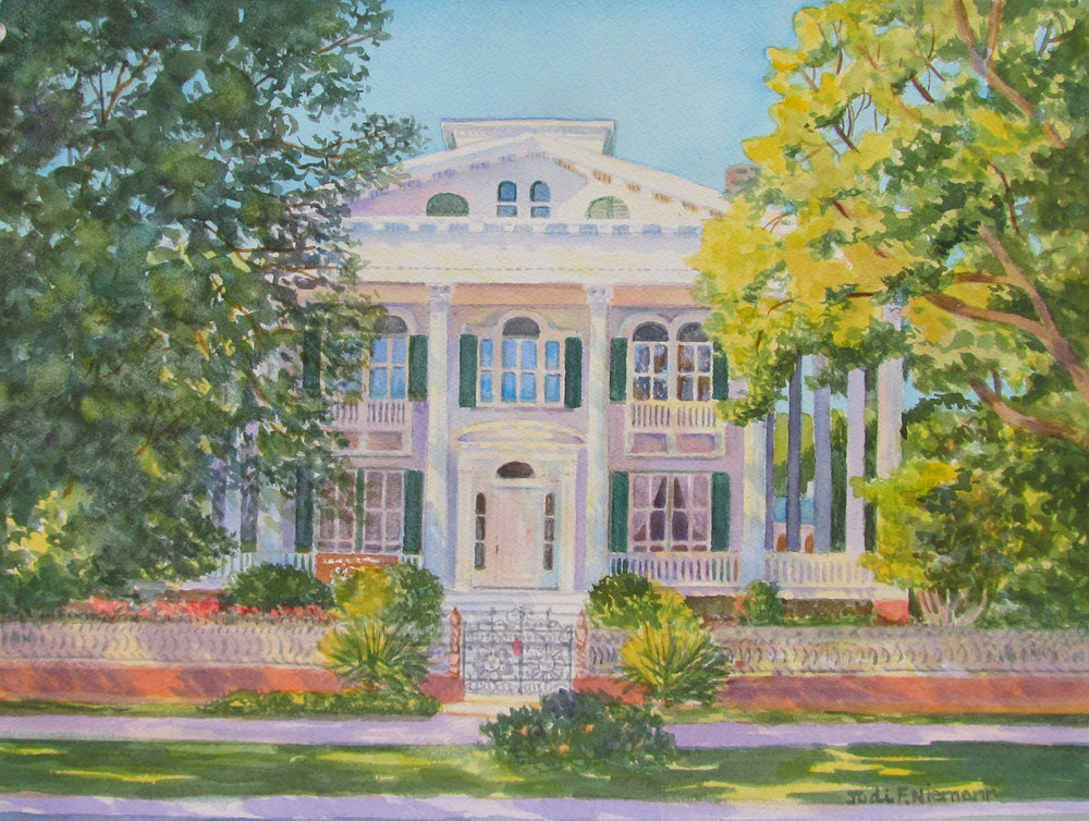 Bellamy Mansion, Wilmington, NC