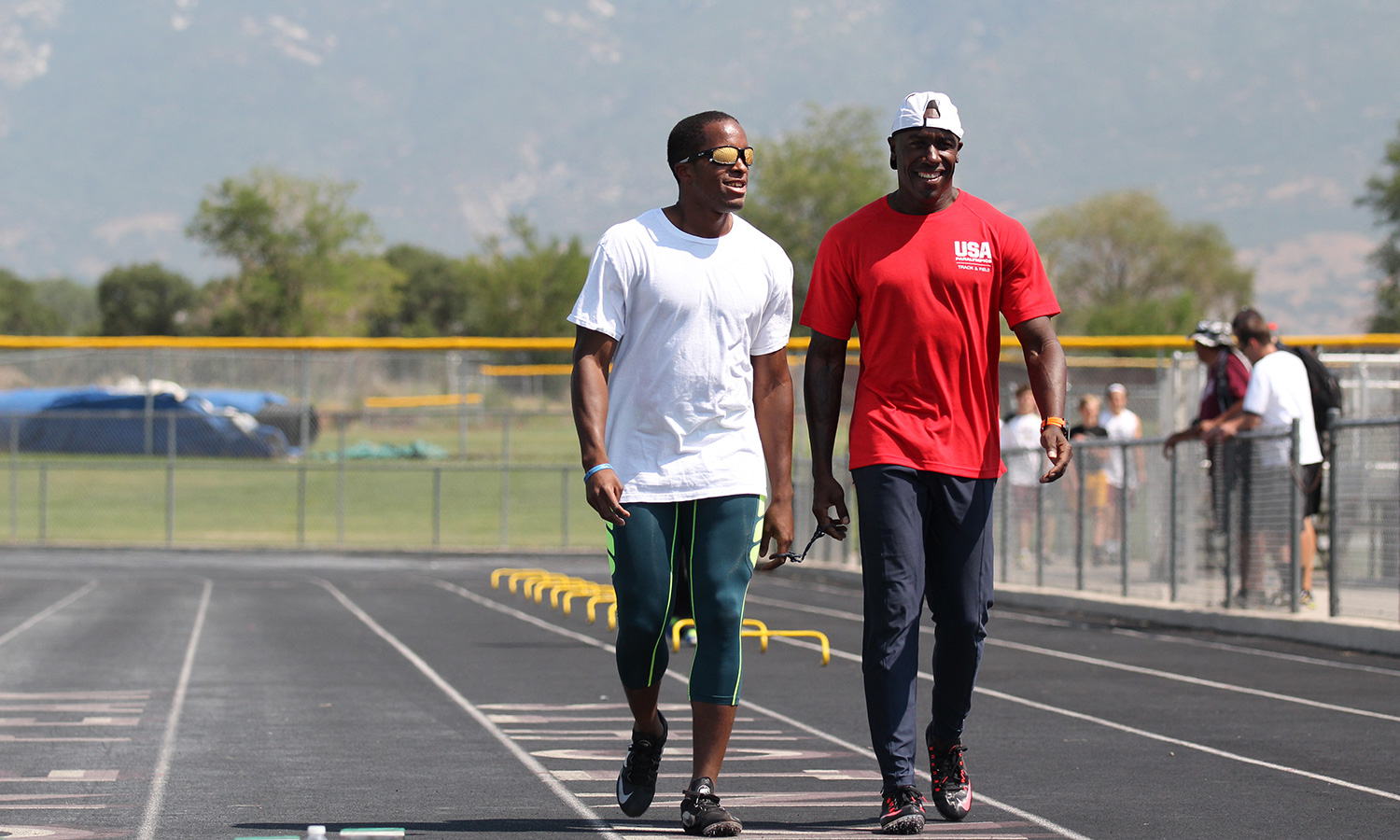 The National Athletic Institute helps Olympic athletes achieve their dreams. David, an NAI athlete, is blind and is the fastest T11 Paralympic sprinter in the world. His story inspires us.