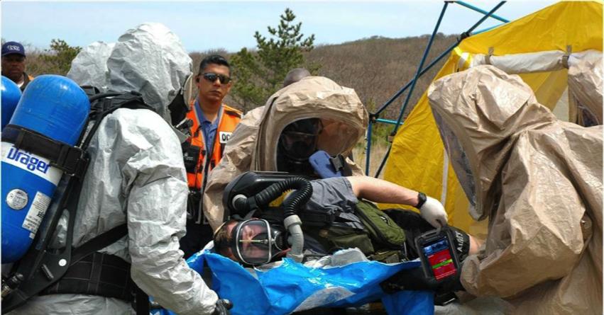 Radioactivity Emergency Response Training