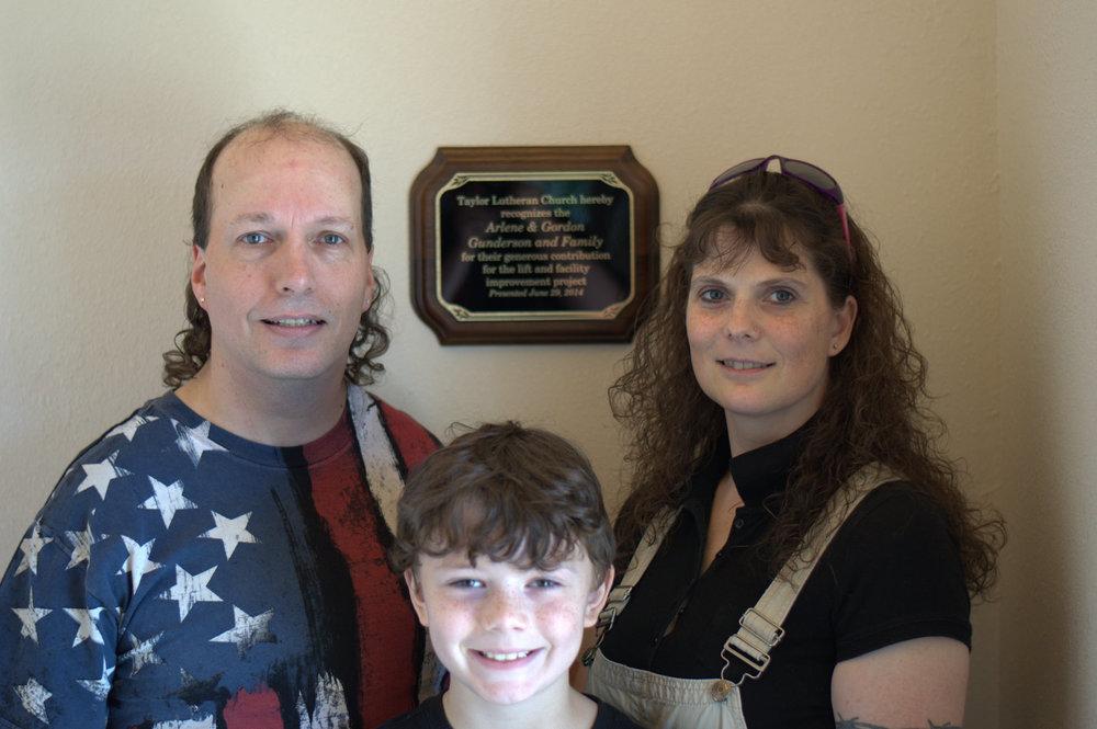 Gunderson Family