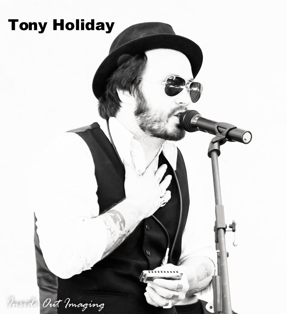 Tony Holiday & The Velvetones