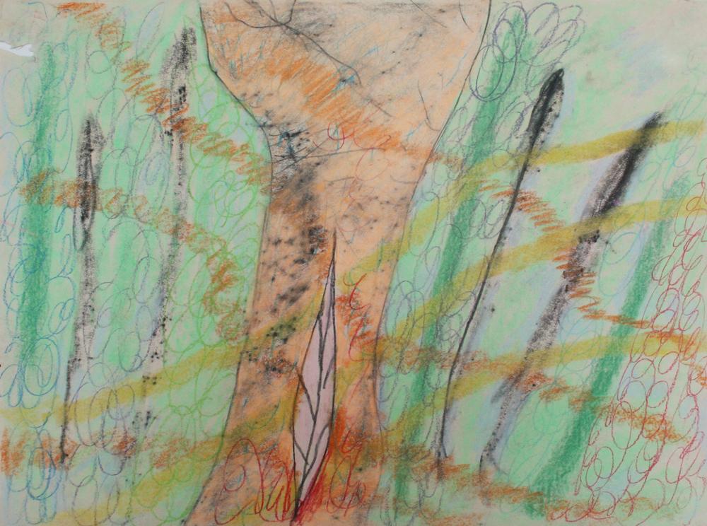 Rachelle Sawatsky, Smoke, 2014