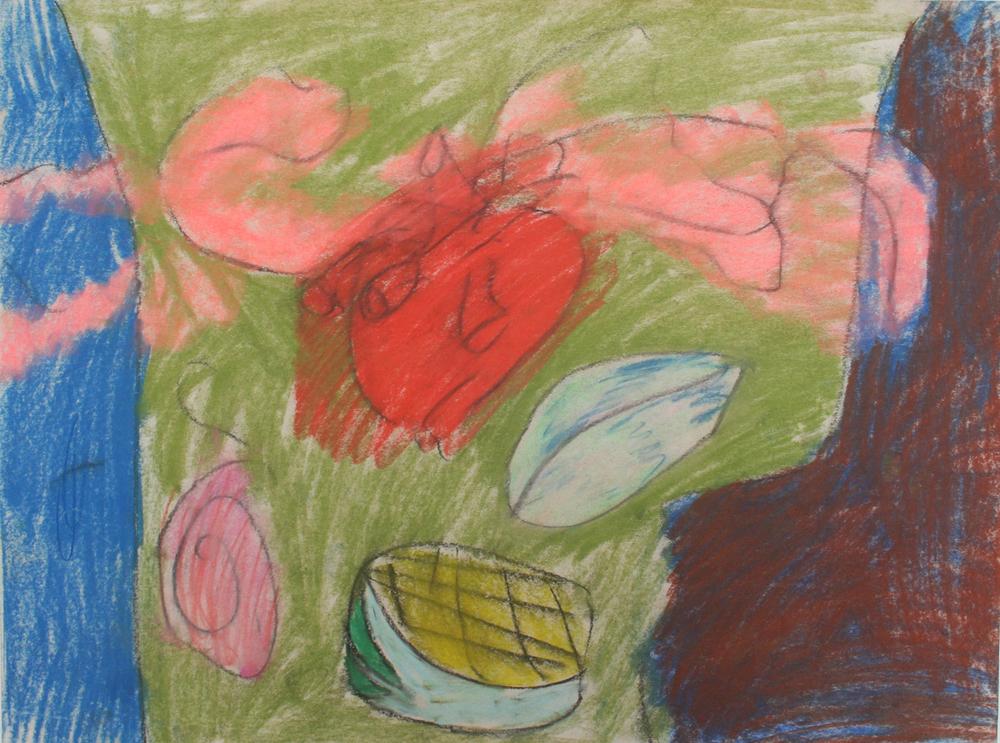 Rachelle Sawatsky,Left Heart Right Heart,2014