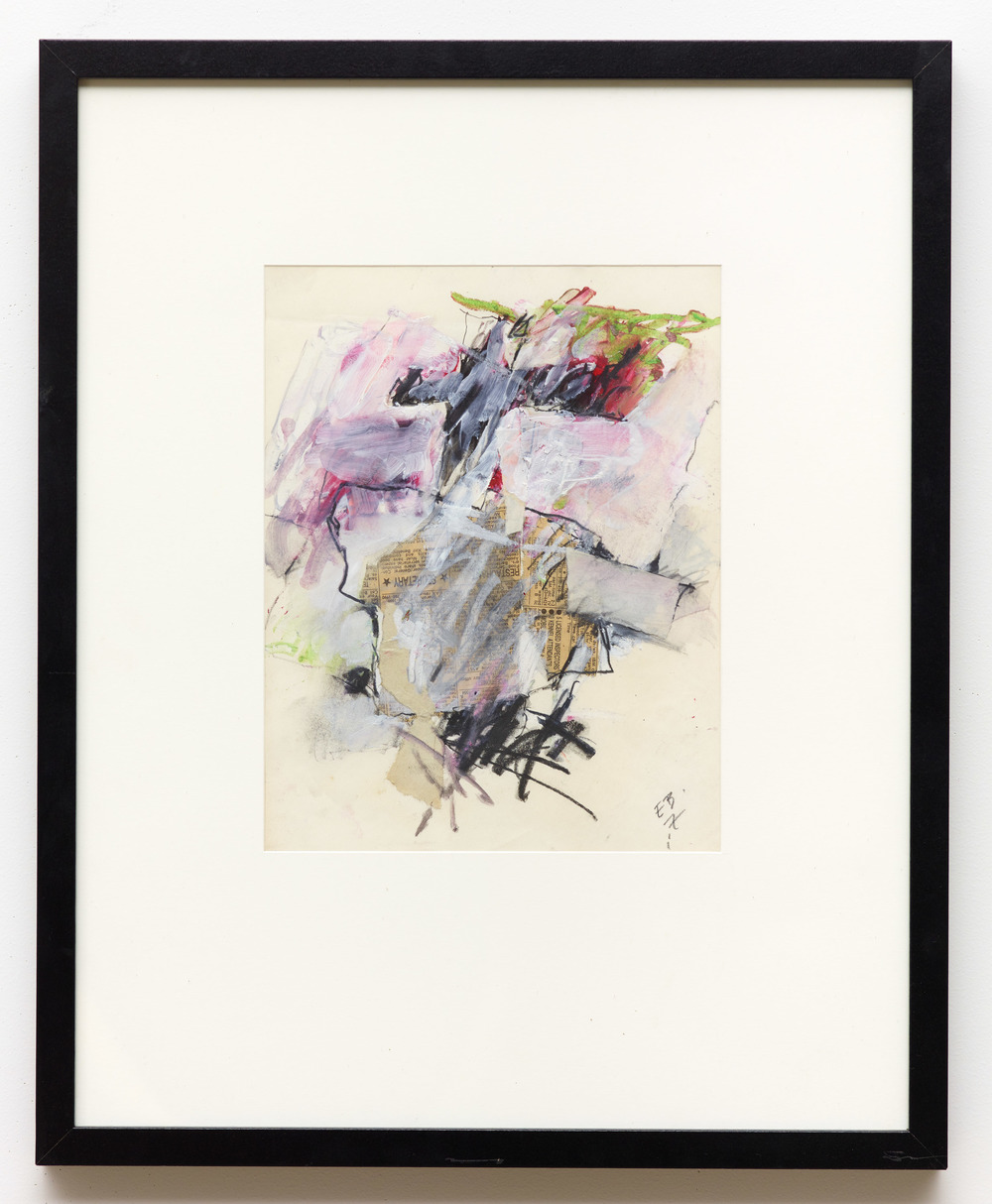 Ed Bereal, Untitled Abstract, 1963