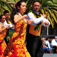 Traditional Hawaiian Dance and Music