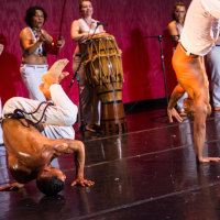 Capoeira And Culture As Catalyst