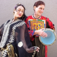 Middle Eastern Dance and Drums