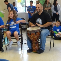 Latin Drumming