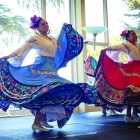 Mexican Folk Dancing