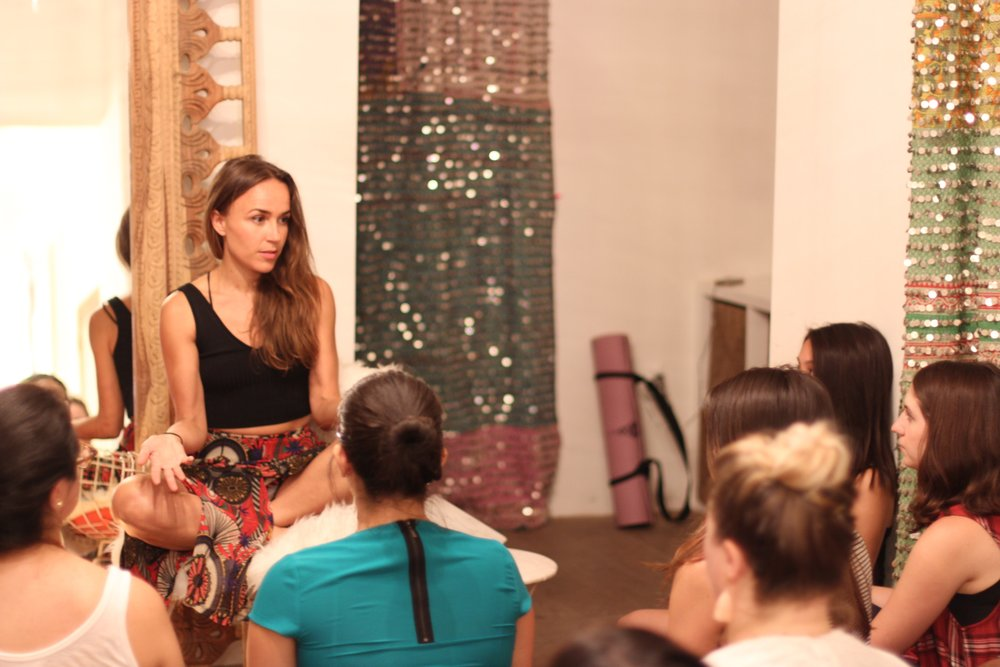 FreePeople Workshop