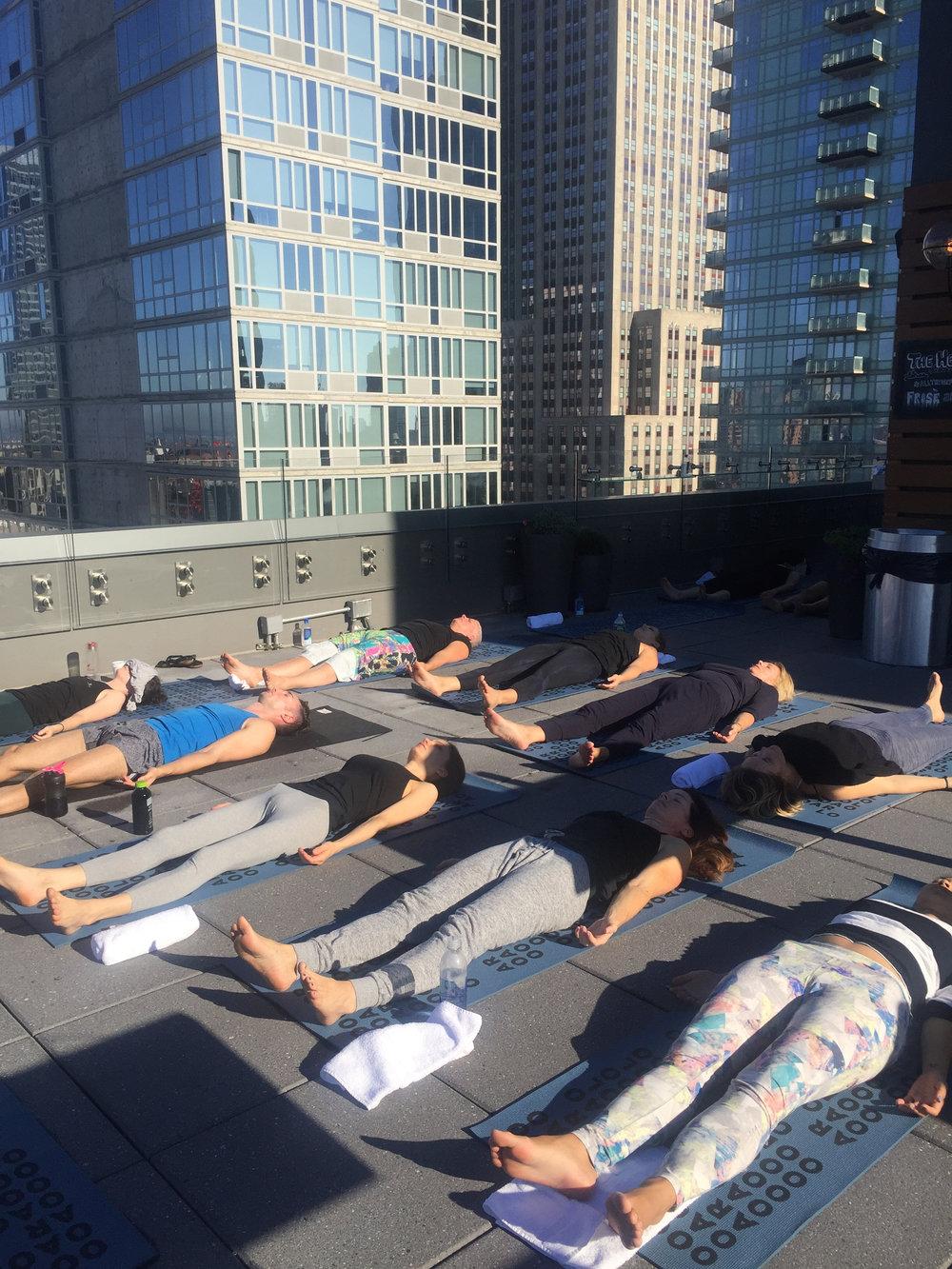 Arlo Hotel Yoga