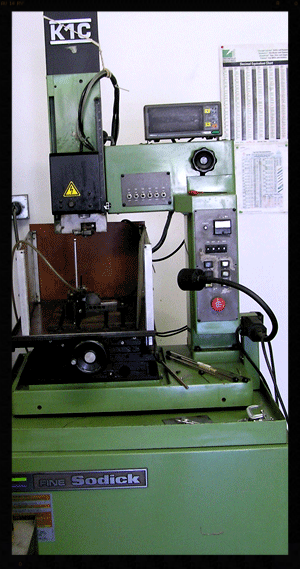 Sodick K1C Small Hole Drill Machine