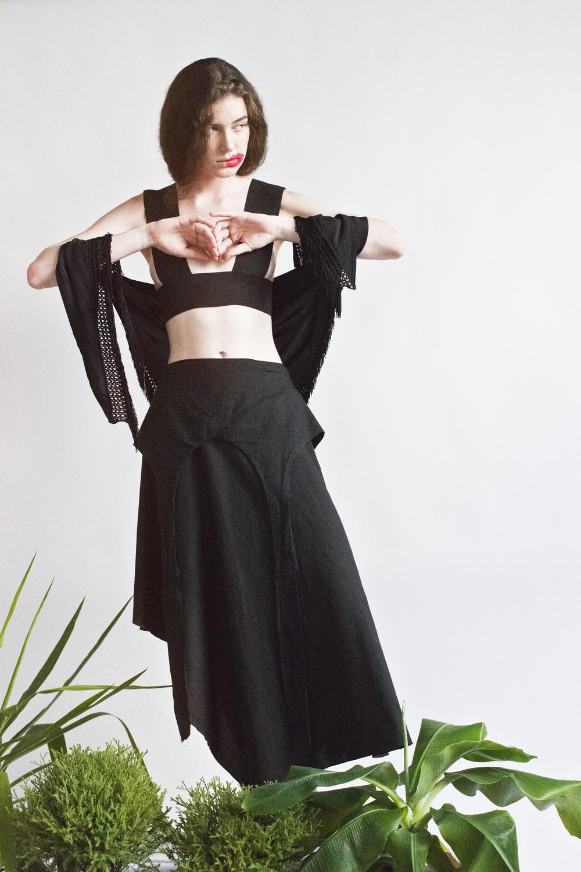 Linen basics minimal sustainable fashion various love affairs