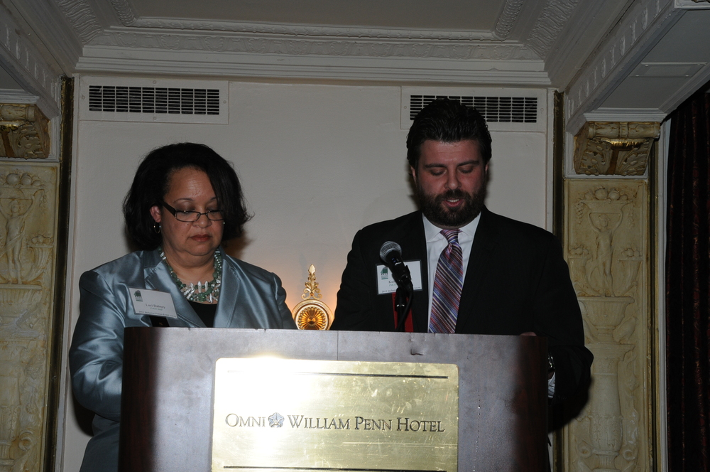 Luci Dabney & Keith Caldwell Remarks 3.JPG