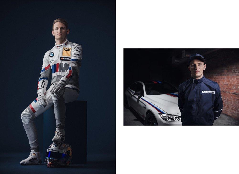BMW, Marco Wittmann 2018