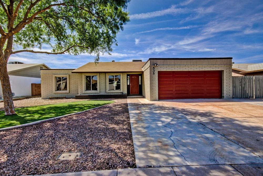 535 W Pantera Ave. Mesa, AZ 85210