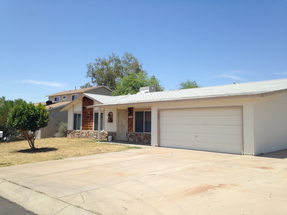 748 N 94thSt, Mesa, AZ 85207