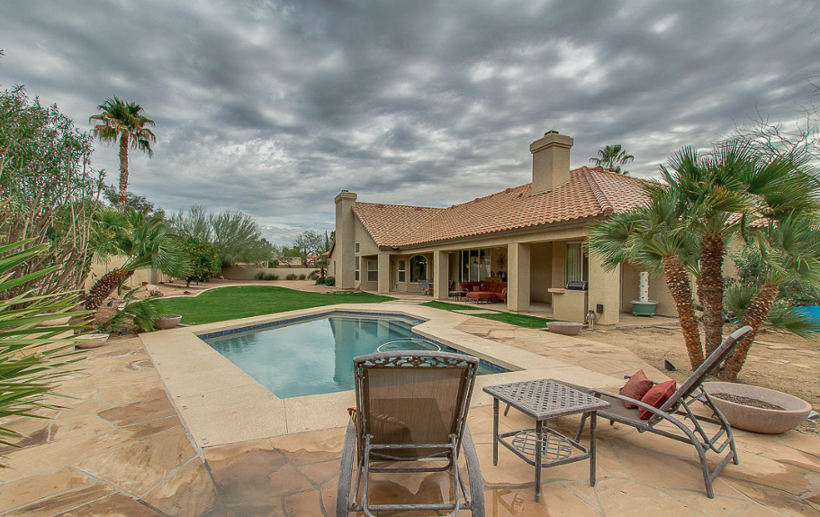 Scottsdale corner cul de sac lot with backyard oasis at Windrose Court $840,000.png