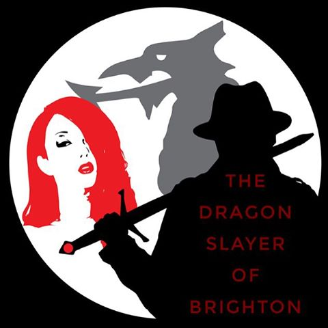 So the first part of our Film noir Double episode is up at therebedragonshere.squarespace.com Go check it out if you're into your dames and your dragons #podcast #dragonslayer #therebedragonshere #filmnoir #comedy