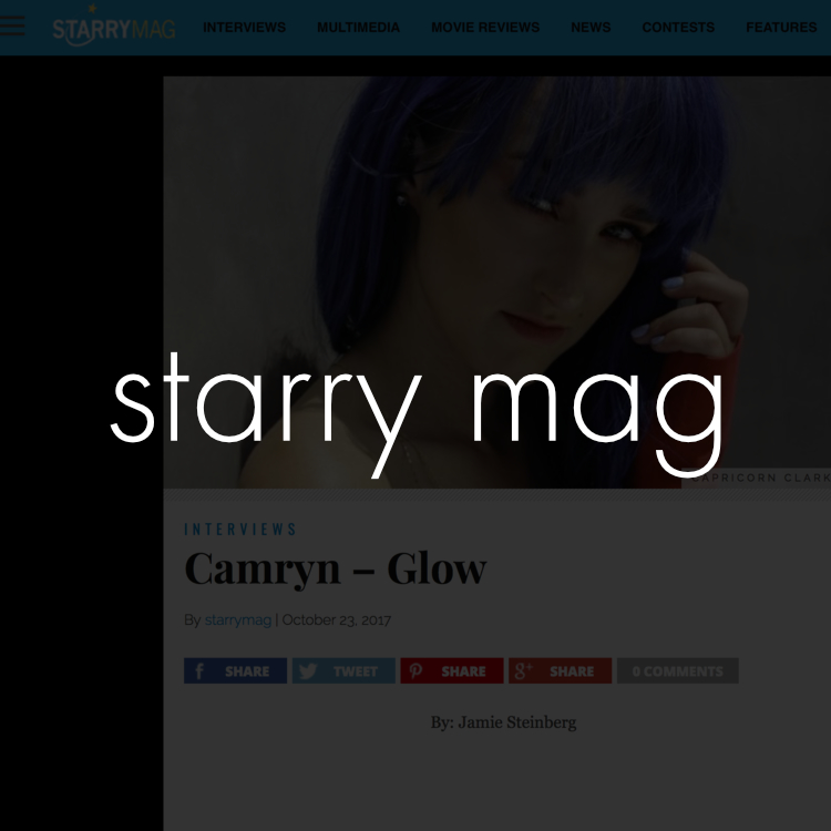 camryn starry mag