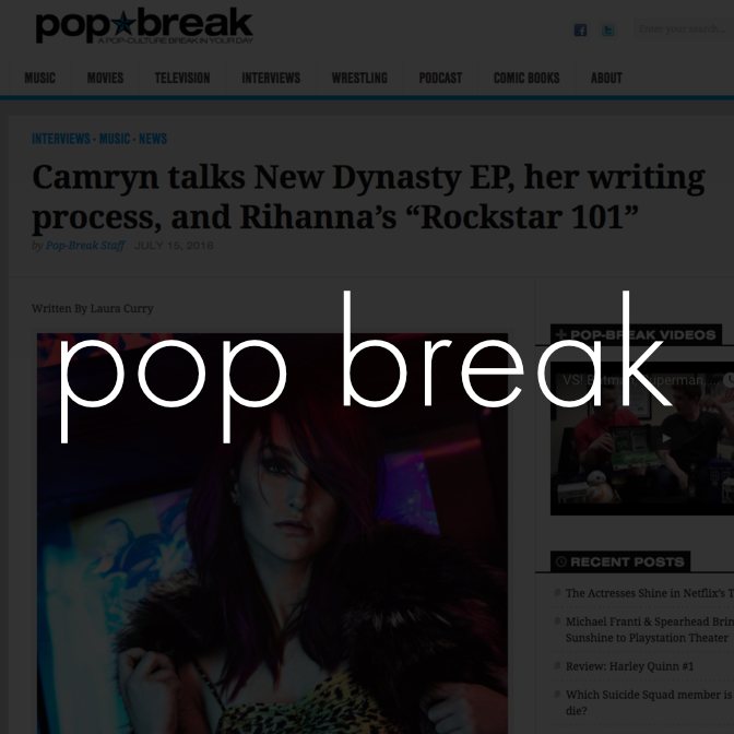 Copy of camryn popbreak
