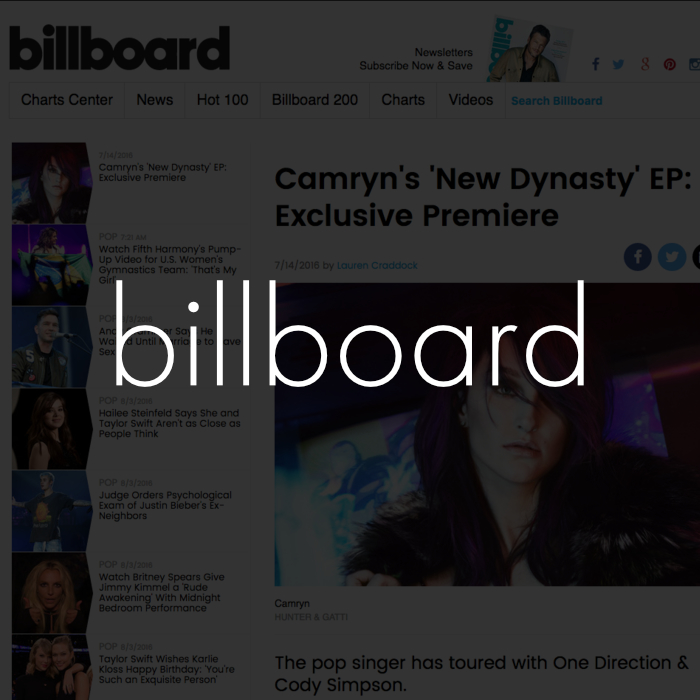 Copy of camryn billboard