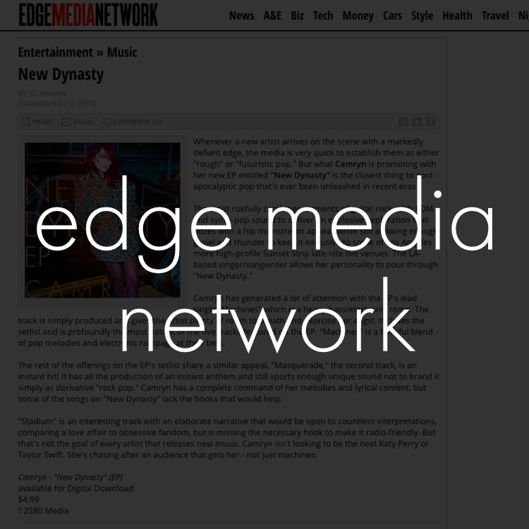 camryn edge media network