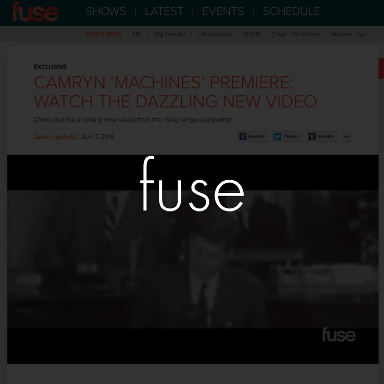 Copy of camryn fuse