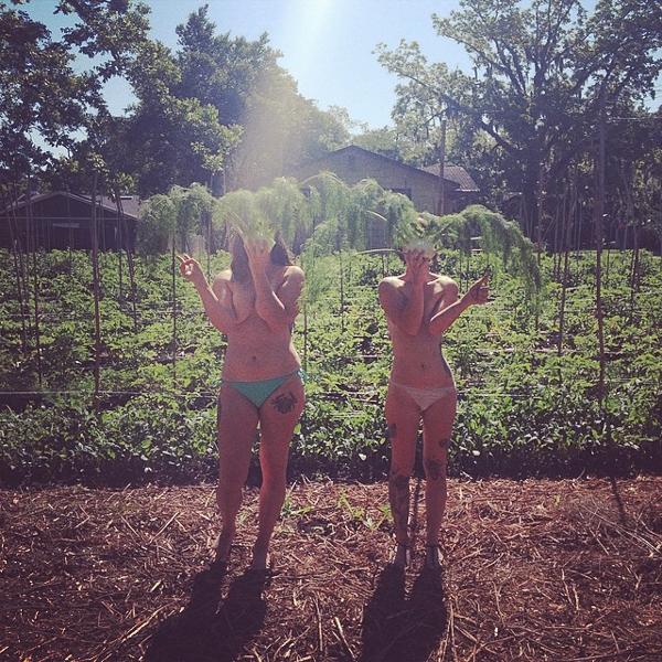 Claire + Danielle