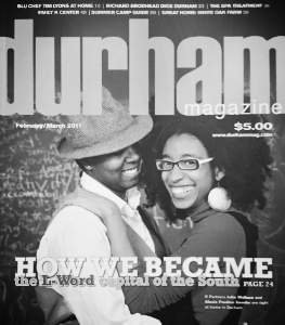 Palley & Southard Designs featured in Durham Magazine