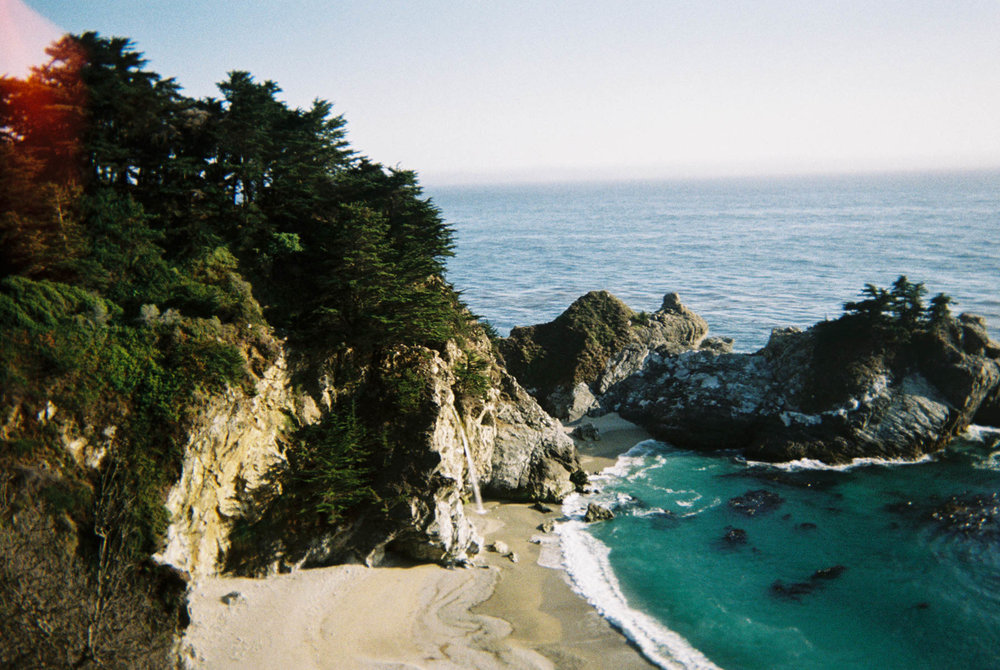 Playlist: The Bay & Big Sur