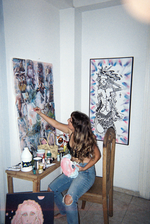 Emily Bauman   Painter & Entrepreneur, Haiti