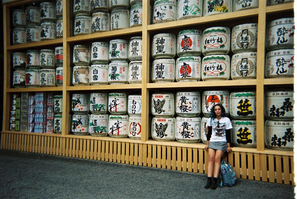 Robyn De Leon   Student & Journalist, Visiting Tokyo