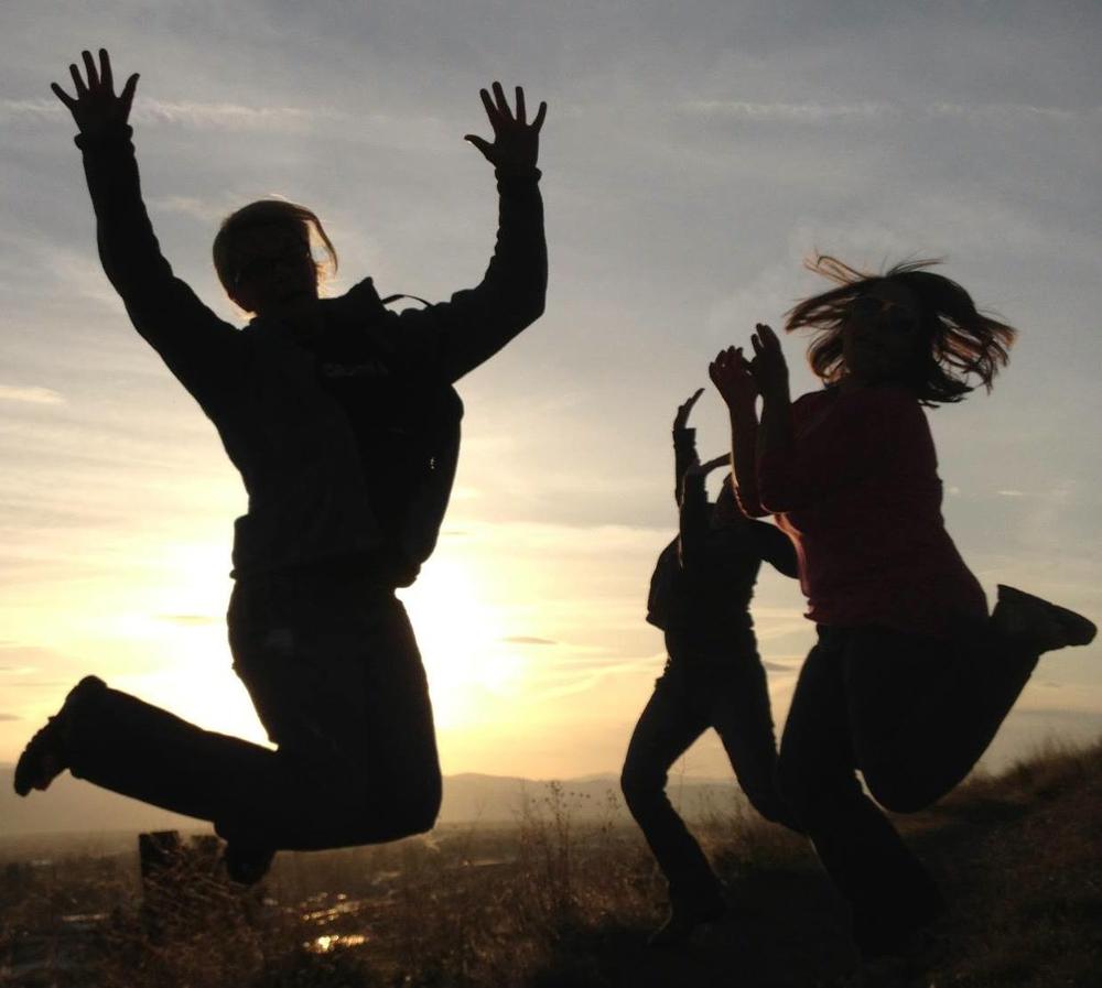 jumping missoula