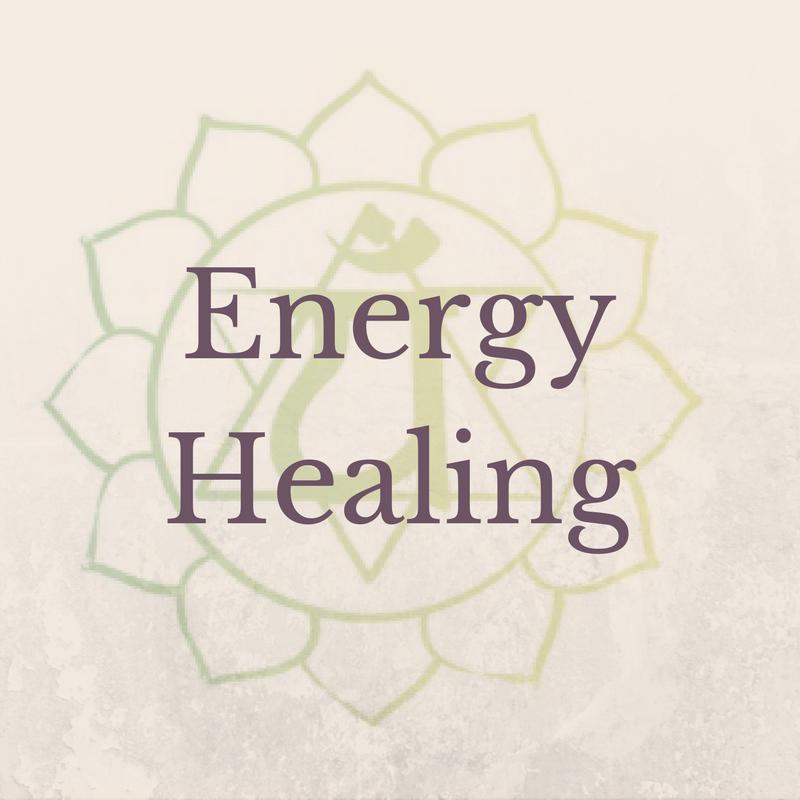 Energy Healing Heart Chakra