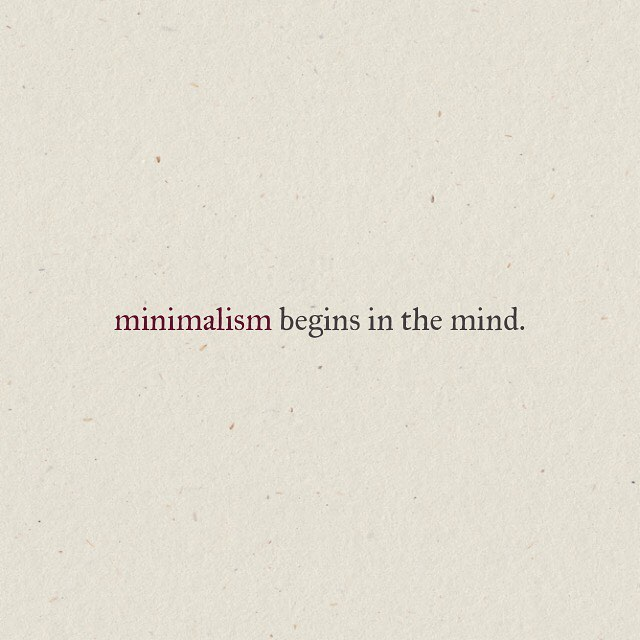 #minimalism begins in the mind. The physical world is a reflection of our inner world. In order to live a more simple, intentional, #minimalist life we must start by clearing the mental clutter. Here are some questions to assist in the process.💥 . What thoughts no longer serve me?🤔 . What habits no longer serve me?👊🏼 . What things no longer serve me?♻️ . Notice what is filling your mind and clean up the content you consume. Mindfulness meditation is one tool I use to keep my mind clear of distraction and mental clutter in such a noisy world. It takes intention and it is so possible! Let's do it!🙌 . What is one thing thought, habit or item you are willing to let go of today?🧡 . . . #minimalism #simplelife #simplelifestyle #mindfulness #meditation #intentionalliving #intention #clarity #revbow